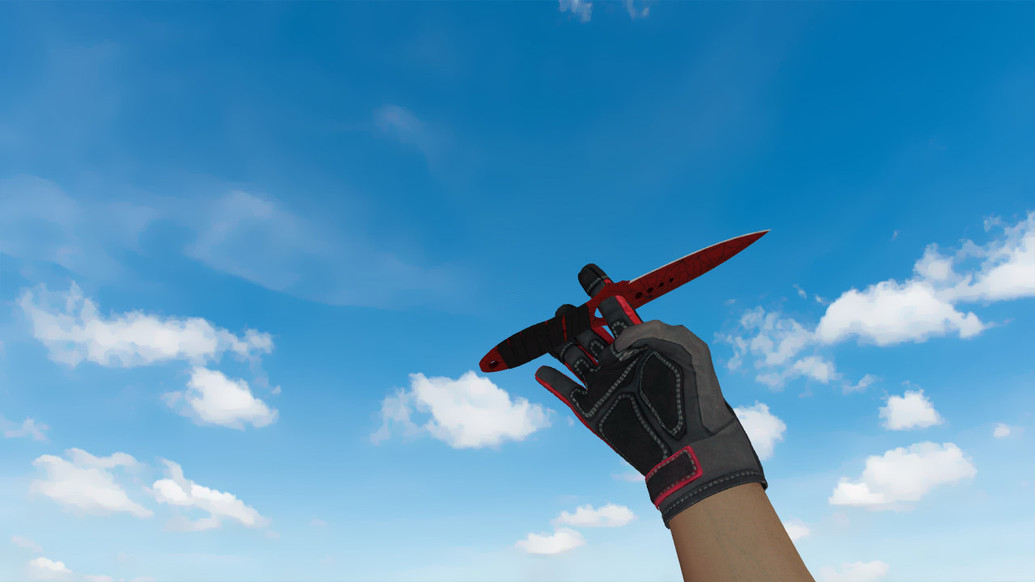 «Скелетный нож