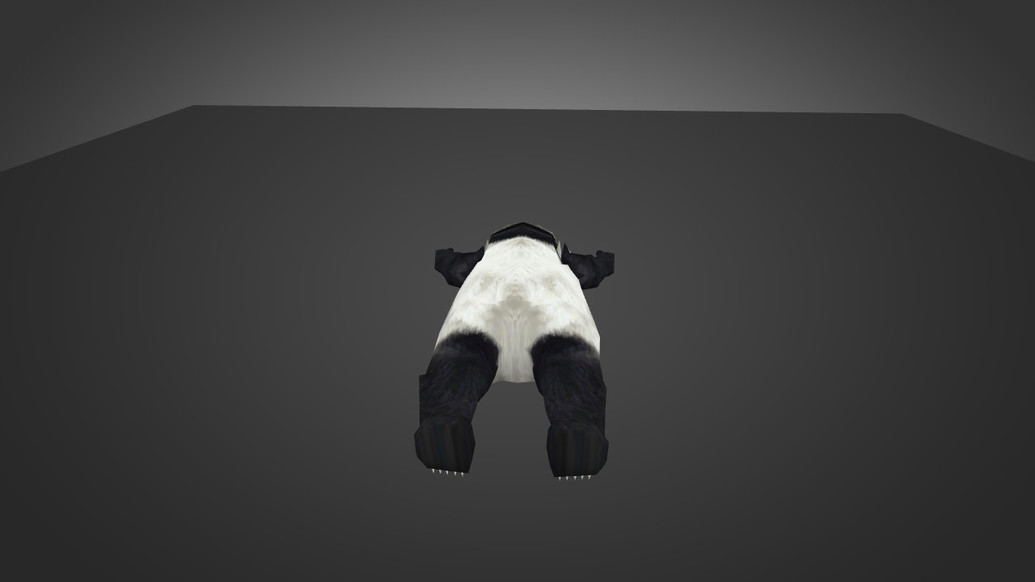 «Sleeping Baby Panda» для CS 1.6