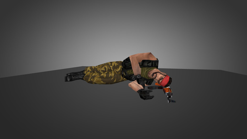 «Sleeping Terrorist» для CS 1.6