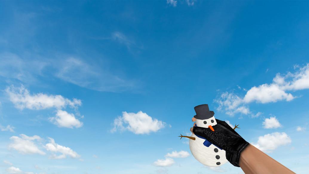 «Snowman Nade Pack» для CS 1.6