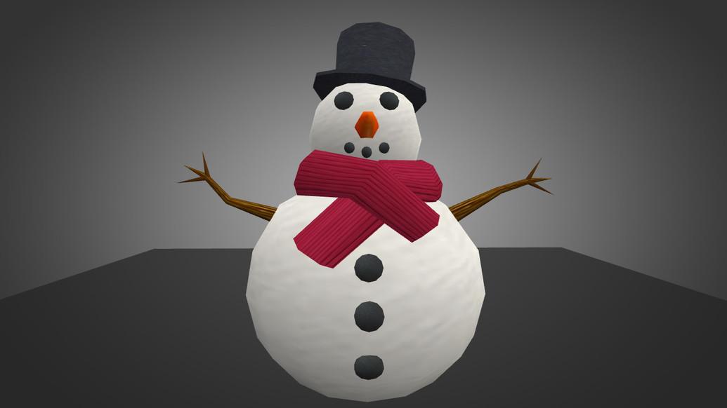 «Snowman» для CS 1.6