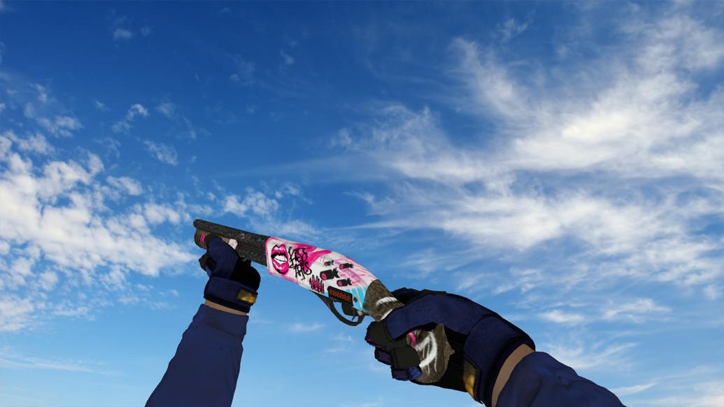 «Specialist Fade Gloves Pack» для CS 1.6