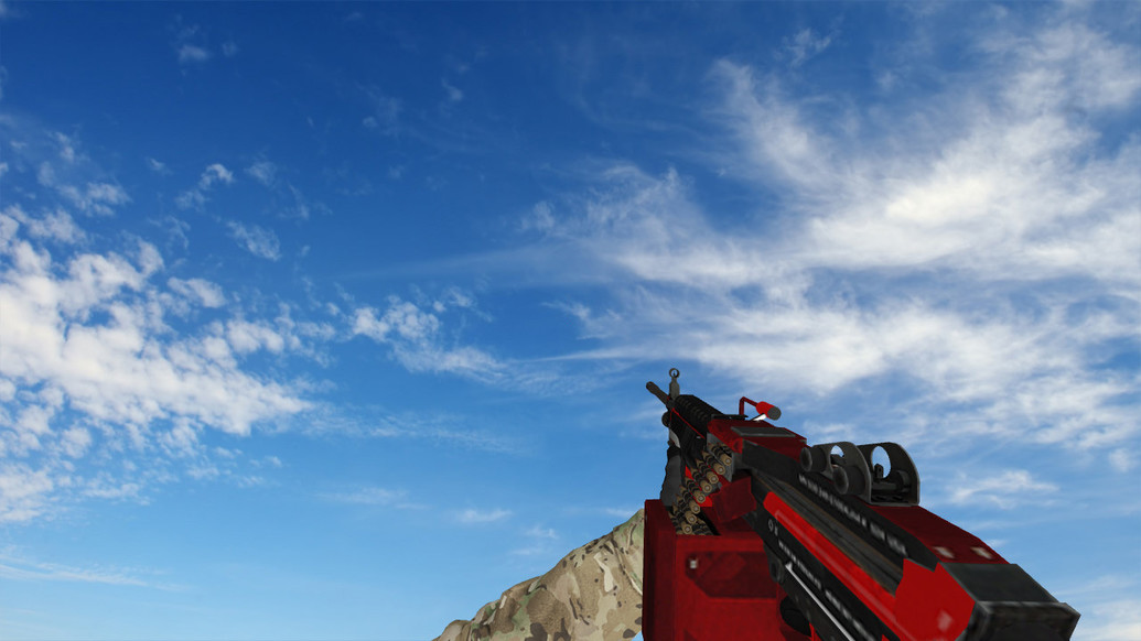 «Specialist Gloves Crimson Kimono Pack» для CS 1.6