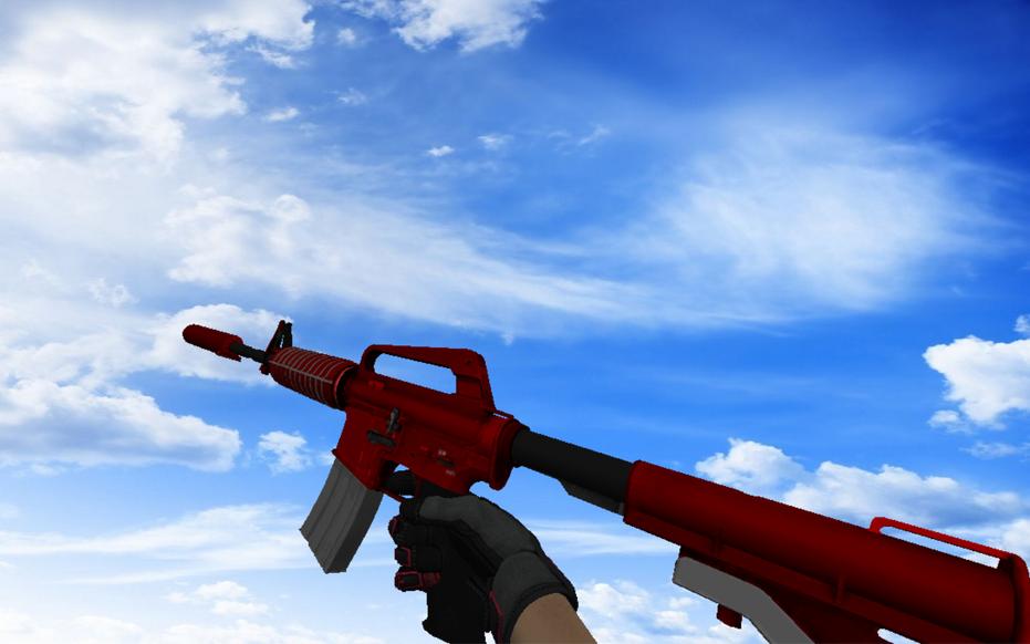 «Пак с перчатками спецназа Кровавое кимоно» для CS 1.6
