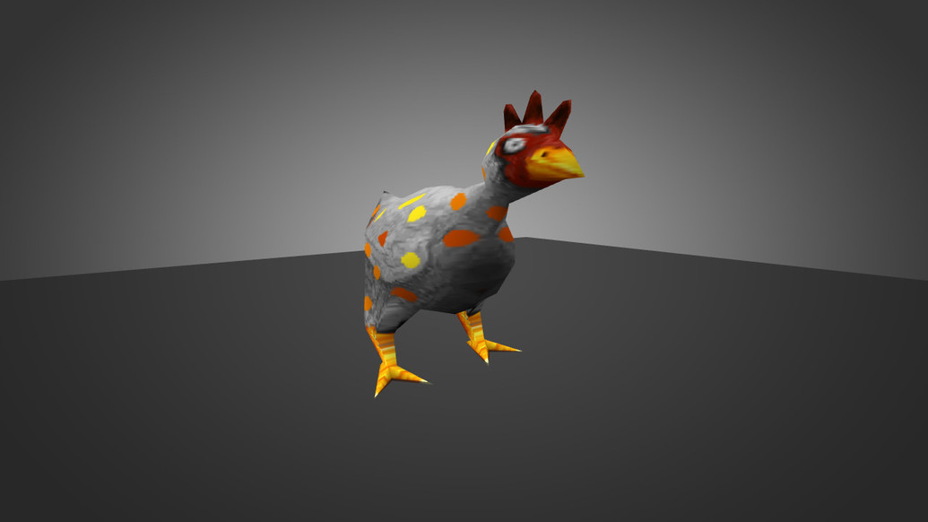 «Spotted Chicken with Nails» для CS 1.6