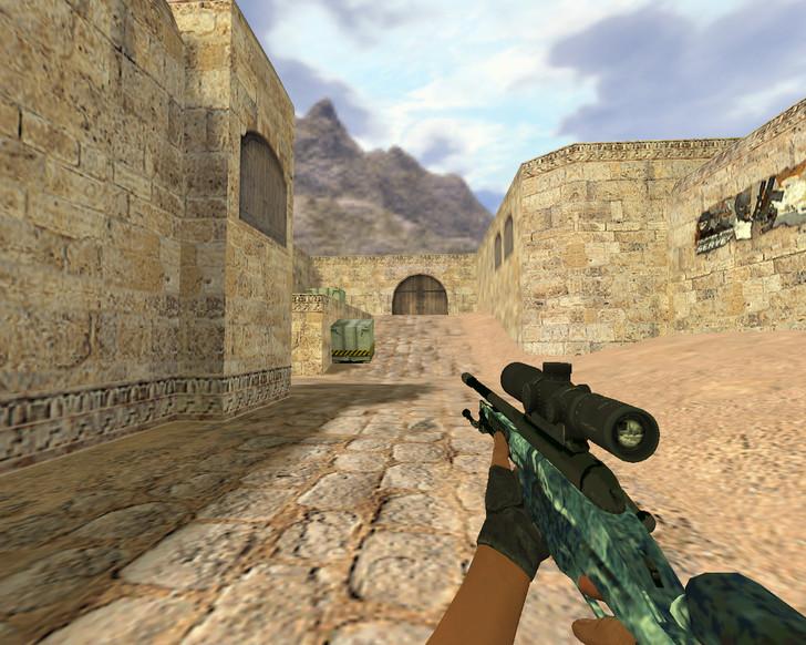 «SSG-08 Пучина» для CS 1.6