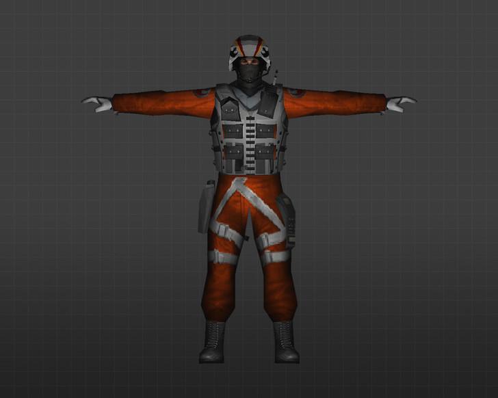 «Боец сопротивления» для CS 1.6