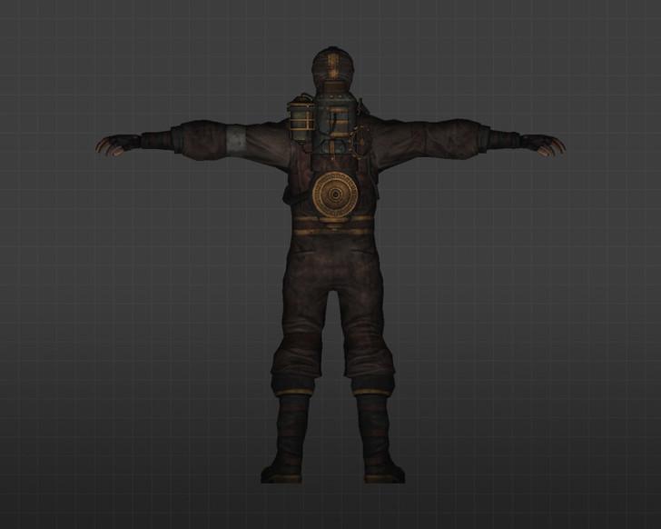 «Стимпанк-террорист» для CS 1.6