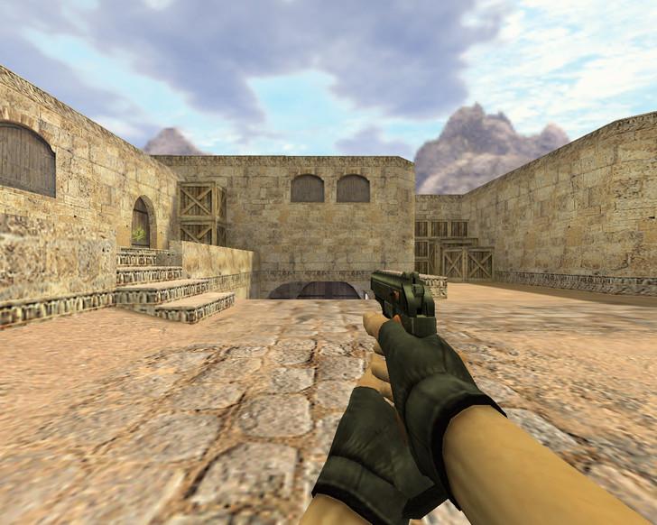 «Пистолет Стечкина» для CS 1.6