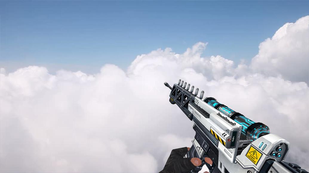 «Stun Rifle» для CS 1.6