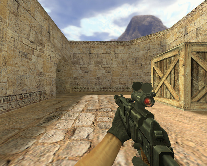 «Бизон Тактический» для CS 1.6
