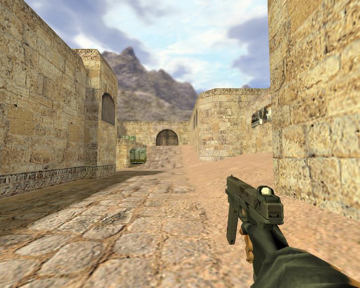 «Glock Тактический» для CS 1.6