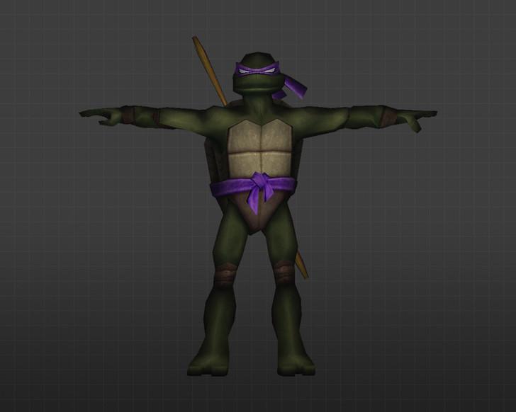 «Ниндзя черепашки» для CS 1.6