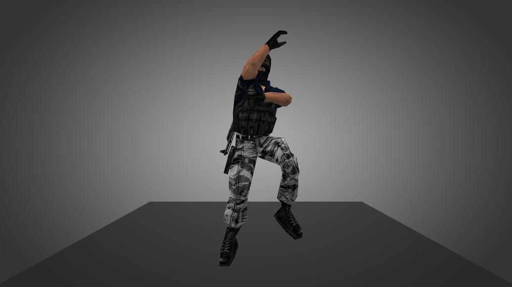 «Terror Gangnam Style» для CS 1.6