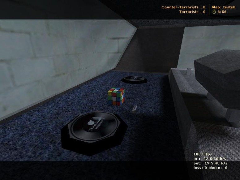 «teste8» для CS 1.6