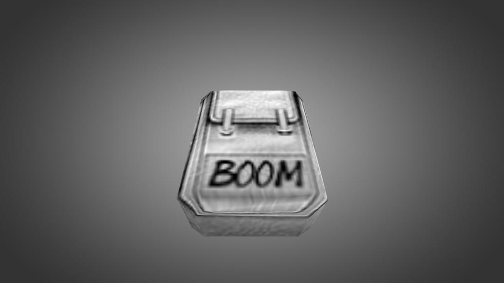 «The Boom Backpack Skin» для CS 1.6