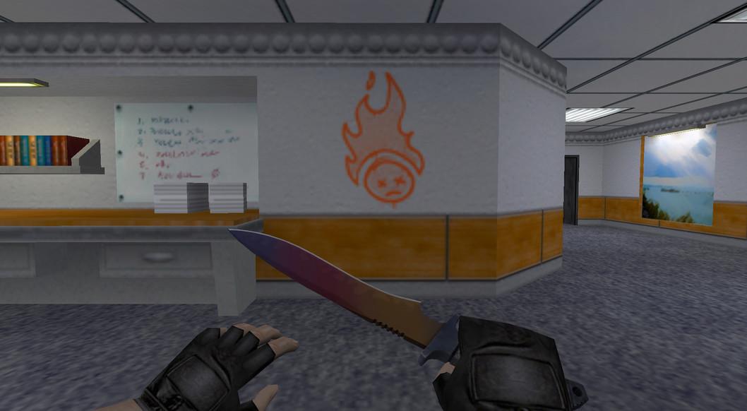 «Поджаренный» для CS 1.6