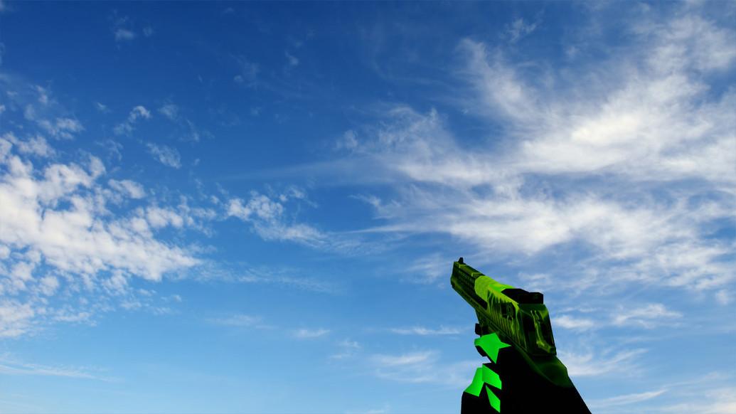 «Toxicator Weapon Pack» для CS 1.6