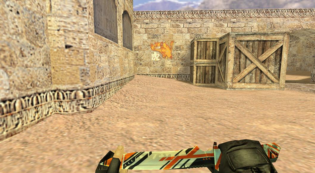 «Игрушечный тигр» для CS 1.6