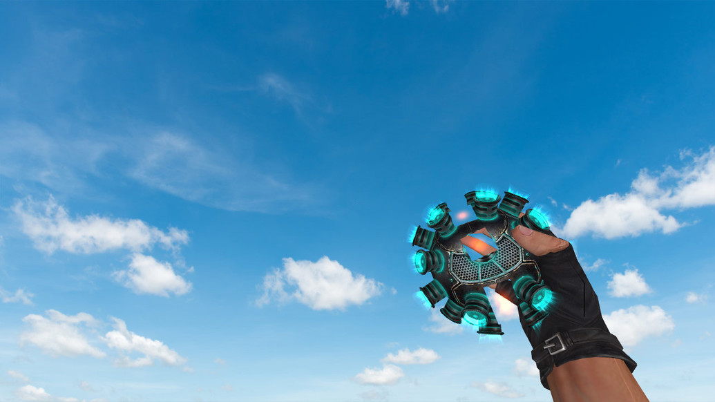 «Trinity Grenades» для CS 1.6
