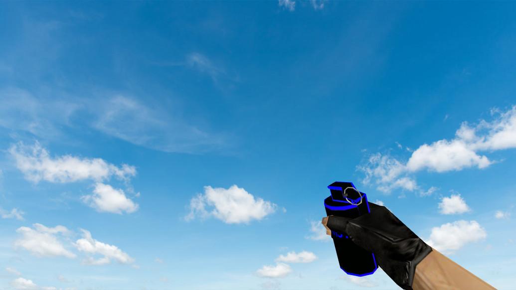 «TRON Legacy Grenades» для CS 1.6