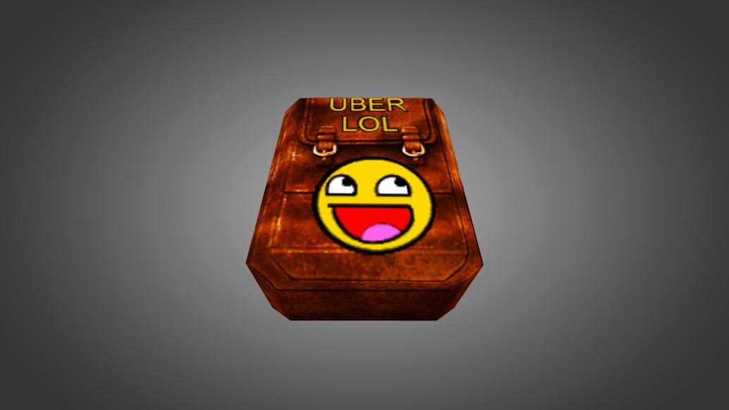 «Uber LOL Backpack» для CS 1.6