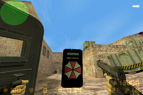 «Umbrella Shield» для CS 1.6