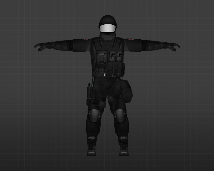 «Солдат Umbrella» для CS 1.6