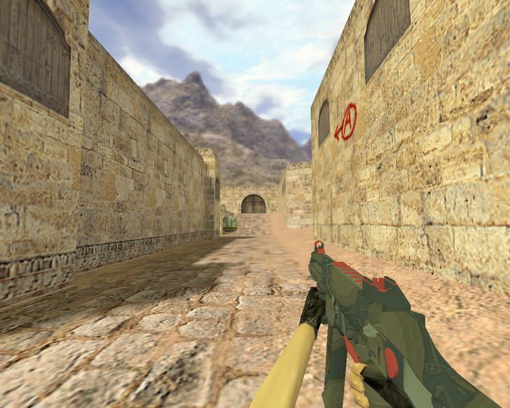 «UMP-45 Брифинг» для CS 1.6
