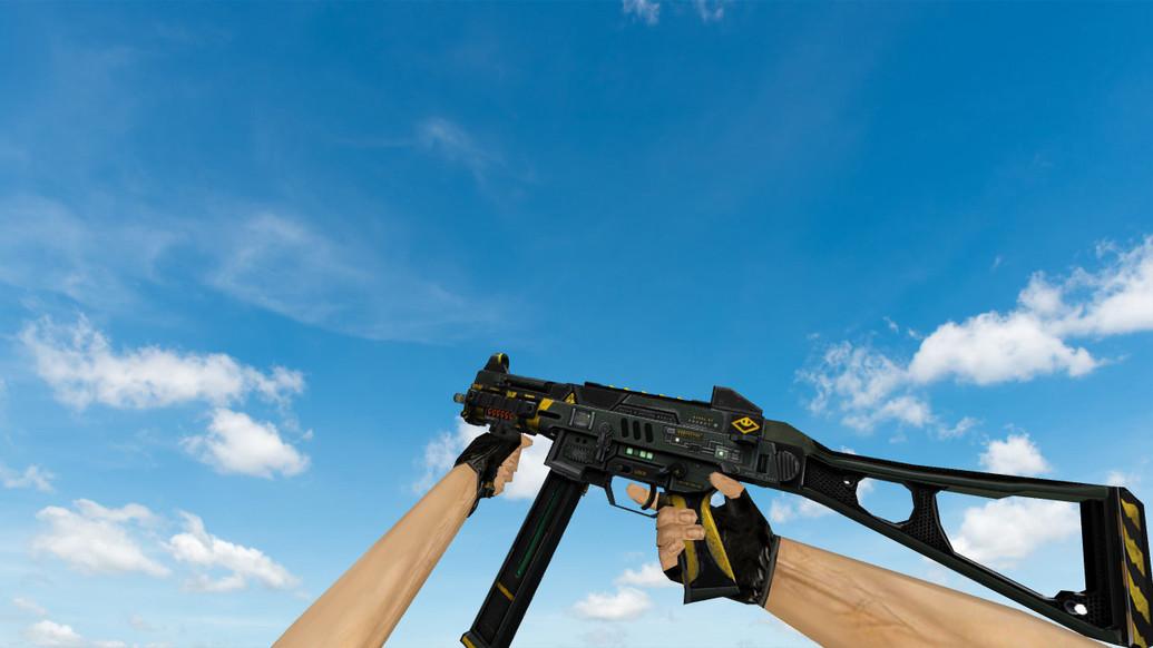 «UMP-45 «Фобос»» для CS 1.6