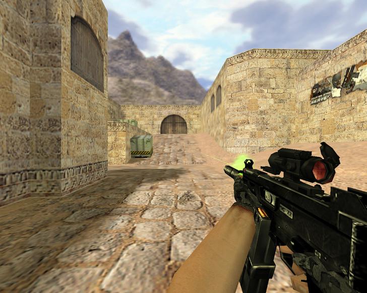 «UMP-45 Суперспецназ» для CS 1.6