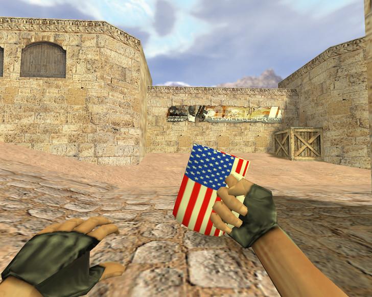 «Кружка США» для CS 1.6