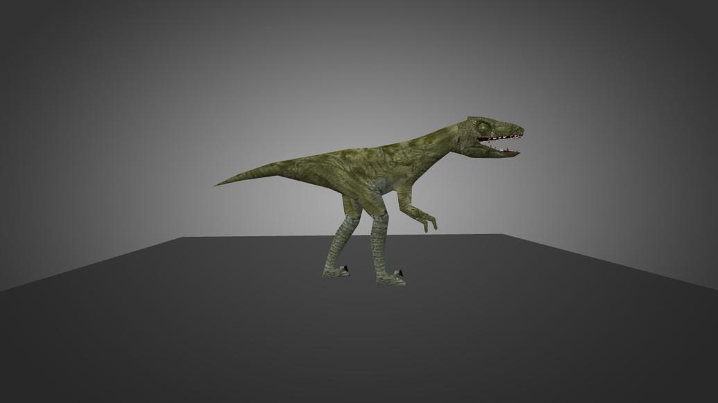 «Velociraptor» для CS 1.6