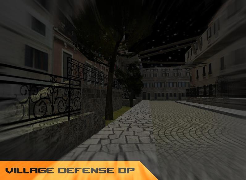 «Village Denfese DP» для CS 1.6