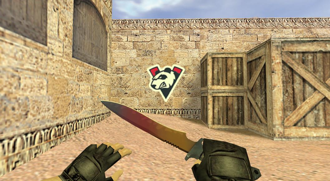 «Virtus.pro Chinese Special Logo» для CS 1.6