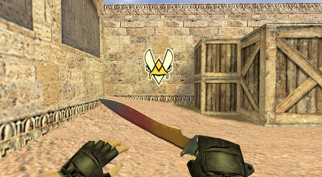«Vitality Logo» для CS 1.6