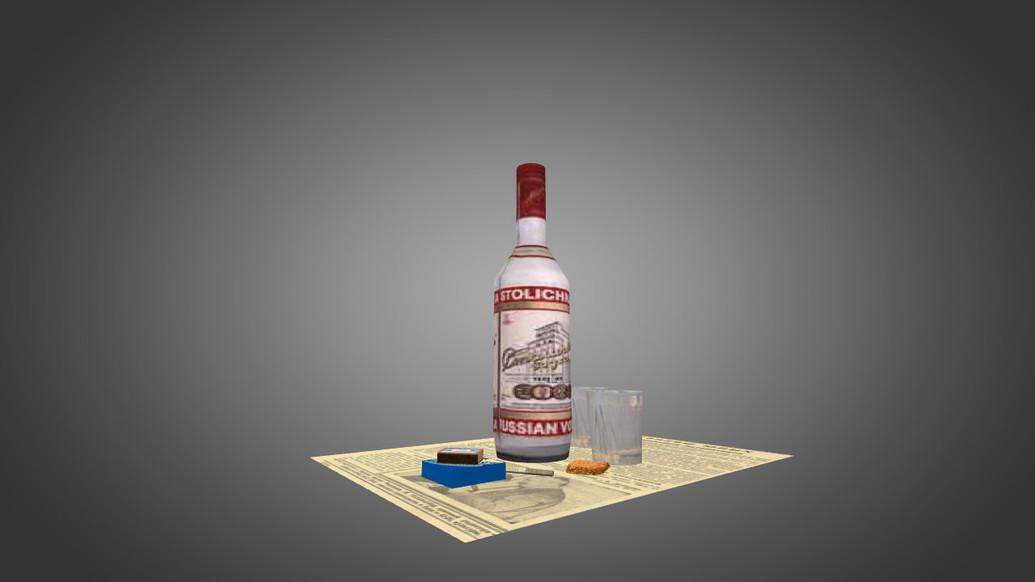 «Vodka Lunch Defuser» для CS 1.6