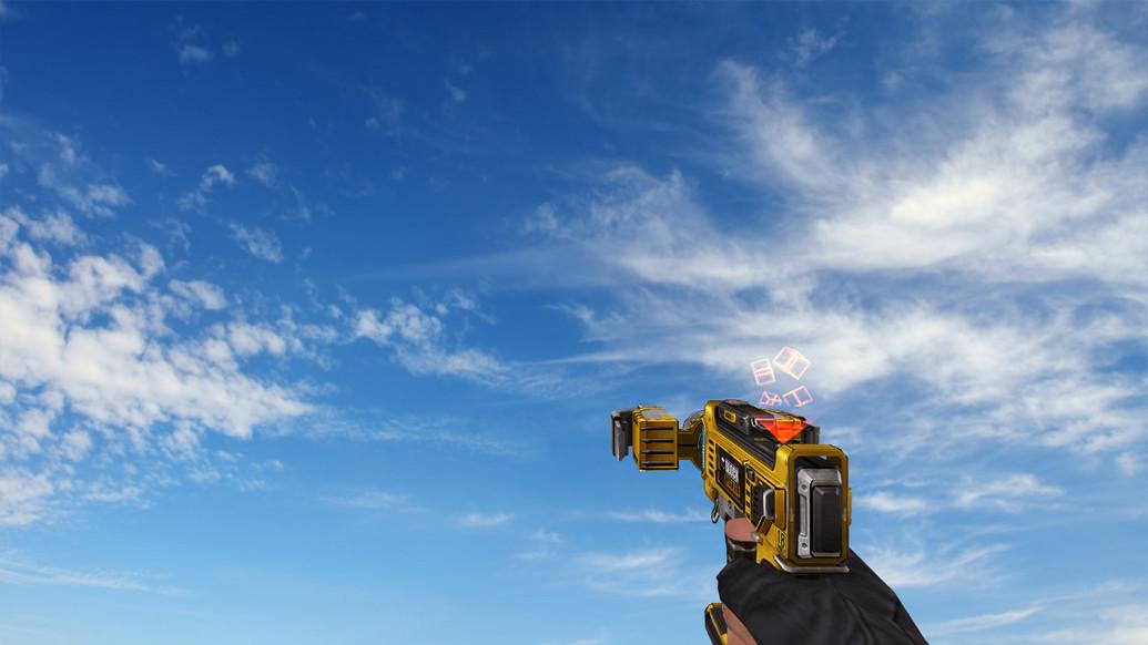 «Voxel Short Gun» для CS 1.6