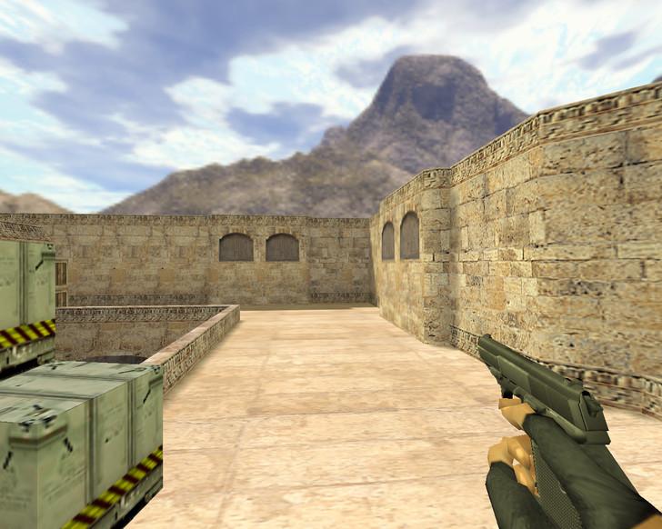 «Walther P5» для CS 1.6