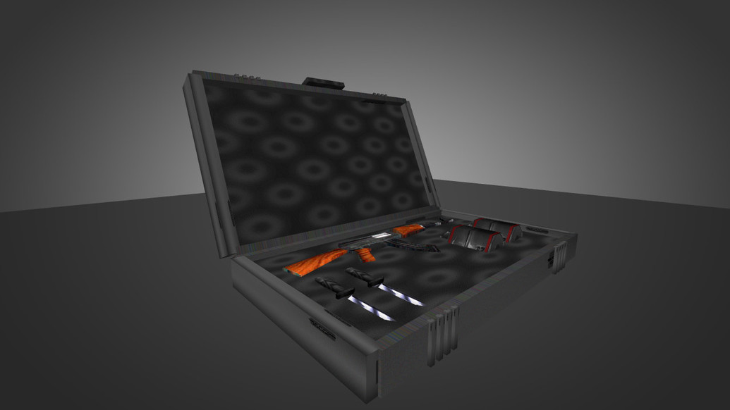 «Weapon Case» для CS 1.6
