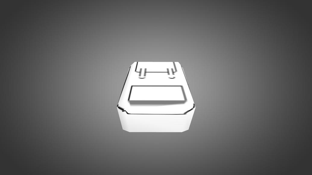 «White Backpack» для CS 1.6