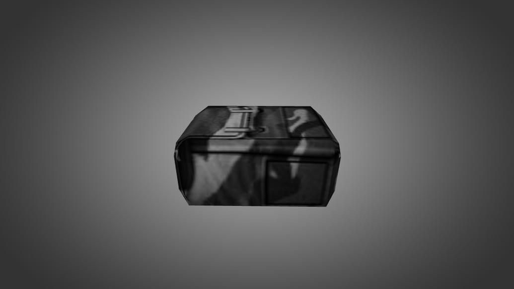 «White Camo Backpack» для CS 1.6