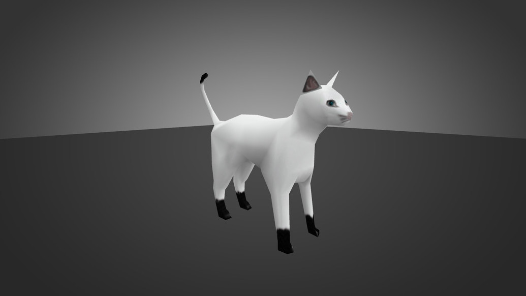 «White Cat for Chicken» для CS 1.6