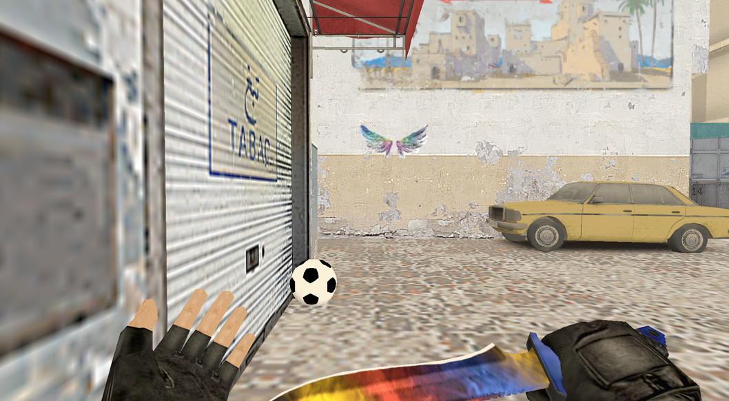 «Крылья» для CS 1.6