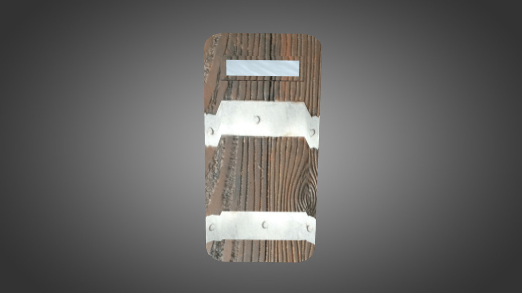 «Wooden Plank Shield» для CS 1.6