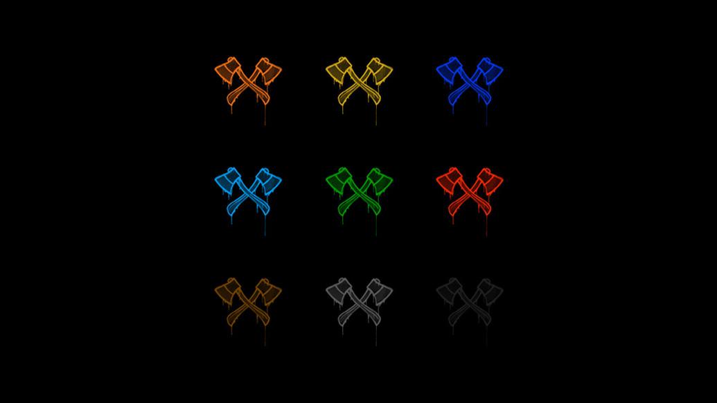 «Скрещённые топоры» для CS 1.6