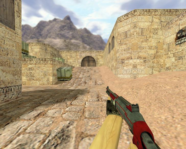«XM1014 Райский страж» для CS 1.6