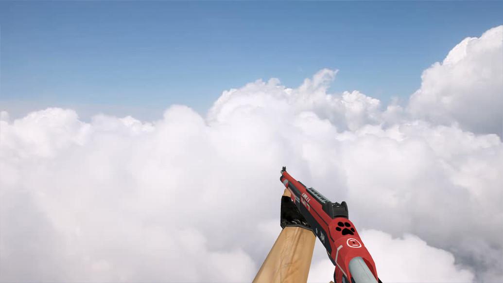 «XM1014 Red Fury» для CS 1.6