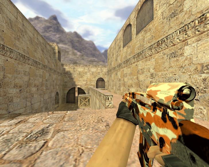 «HK XM8 Пустынник» для CS 1.6