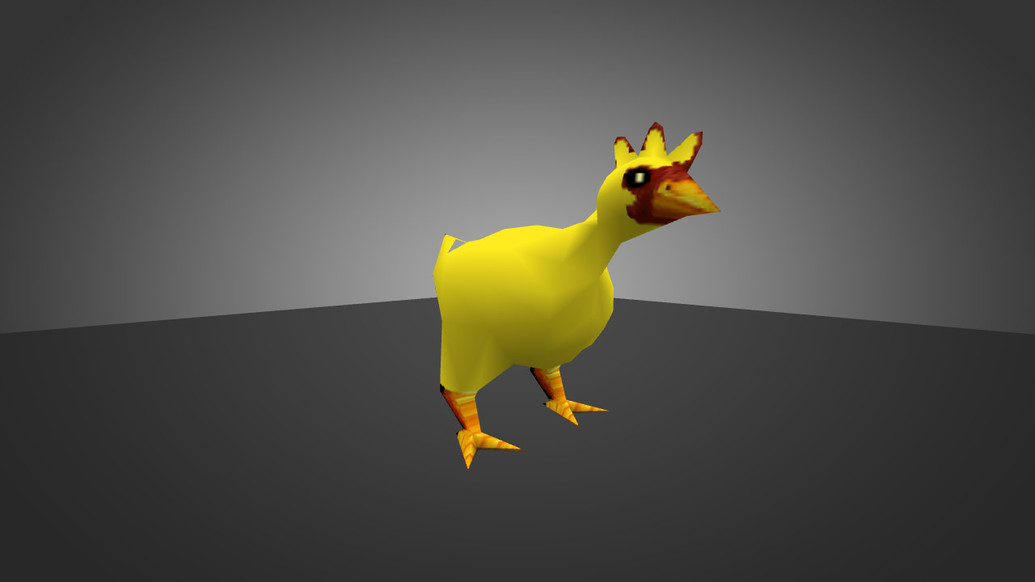 «Yellow Chicken» для CS 1.6